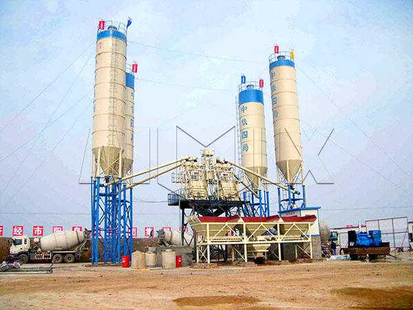 бетоносмесительные заводы