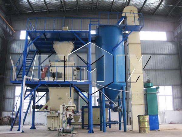 Оборудование для производства сухих строительных смесей цена