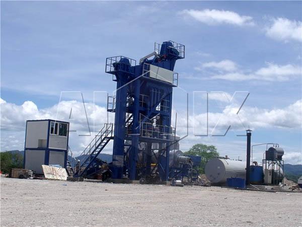 стационарный асфальтобетонный завод стоимость