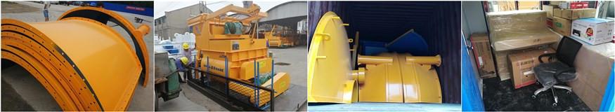 заказчик из Узбекистана купил бетоносмесительный узел HZS35
