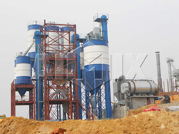 завод по производству сухих строительных смесей