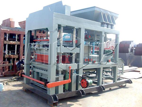 оборудование для изготовления кирпича