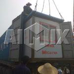 Узбекистан – 4 комплекта бетонной установки для экспорта в Узбекистане