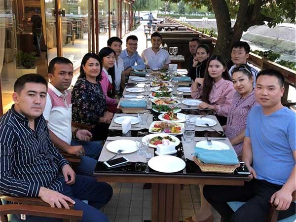 AIMIX на Узбекистан
