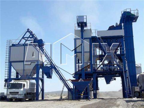 Стационарный асфальтовый завод AIMIX для продажи