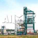 Асфальтосмесительный завод