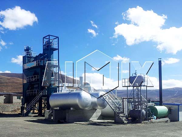 Асфальтосмесительный завод AIMIX
