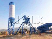 Бетонный завод установил на Пакистане