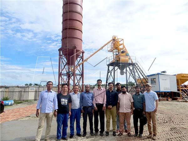 Хороший и качественный мини завод бетона